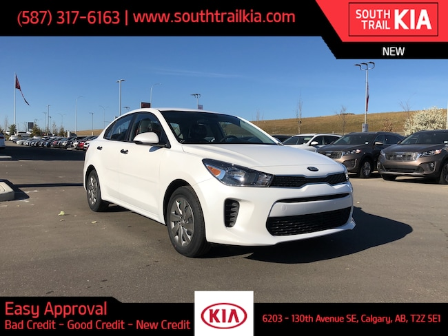 New 2018 Kia Rio LX in Calgary