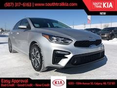 New 2019 Kia Forte EX in Calgary, AB