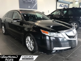 2010 Acura TL Bluetooth, Satellite Radio, Leather Interior  Sedan