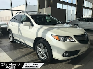 2015 Acura RDX Tech Package, Leather Interior, Bluetooth, Backup SUV