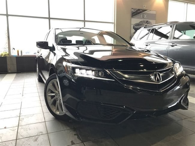2018 Acura ILX Premium | Bluetooth | Leather | Moonroof | Backup Sedan