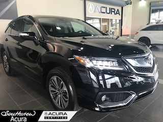 2017 Acura RDX Elite, Navigation, Leather Interior, Bluetooth SUV