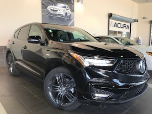 2019 Acura RDX A-Spec | AWD | Backup Cam | Navigation