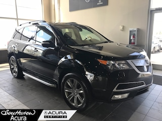 2011 Acura MDX Elite Package, Backup Camera, Bluetooth, AWD, DVD SUV