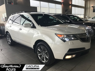 2010 Acura MDX Elite, Entertainment Package, Navigation System, S SUV