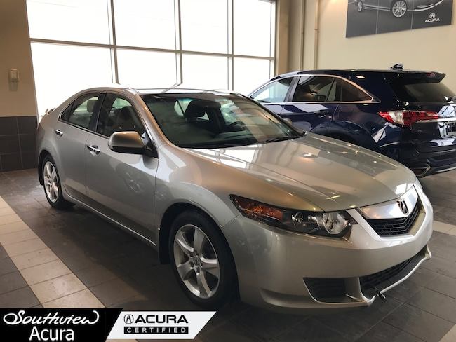 2010 Acura TSX Low KM, Bluetooth, Keyless Entry Sedan