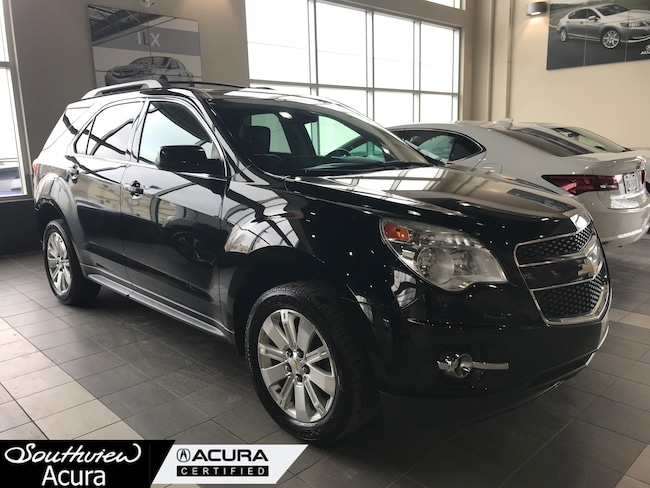 2011 Chevrolet Equinox 2LT,  All Wheel Drive, Bluetooth, Backup Camera  SUV