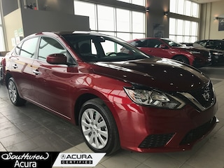 2018 Nissan Sentra LOW KM, Bluetooth, Backup Camera, Auxiliary Input Sedan