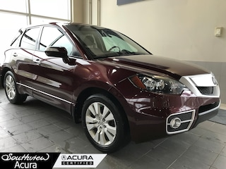 2011 Acura RDX  Bluetooth, Backup Camera, Satellite Radio, AWD  SUV