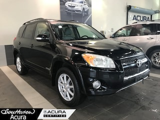 2009 Toyota RAV4 Limited, Stability Control, Traction Control,  SUV