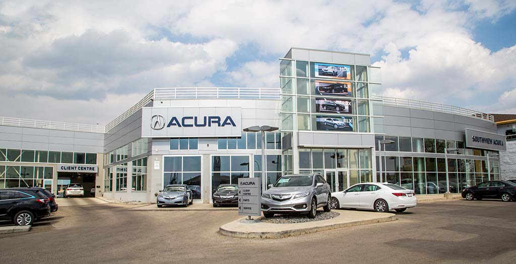 Edmonton New Used Acura Car Dealership West Side Acura: Vehicles For Sale In Edmonton, AB T6E 6L1