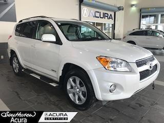 2012 Toyota RAV4 Limited, Navigation, AWD, Bluetooth, Backup Cam  SUV