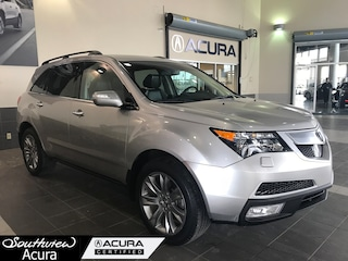 2013 Acura MDX Elite, Entertainment Package, Navigation System, B SUV