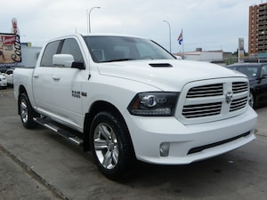 2013 Ram 1500 Sport 4X4|CREW|GPS|B.CAM|LEATHER|SUNROOF