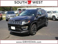 New 2018 Jeep Compass LIMITED FWD Limited FWD Arkadelphia