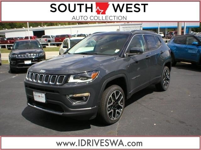 2018 Jeep Compass LIMITED 4X4 Limited 4x4