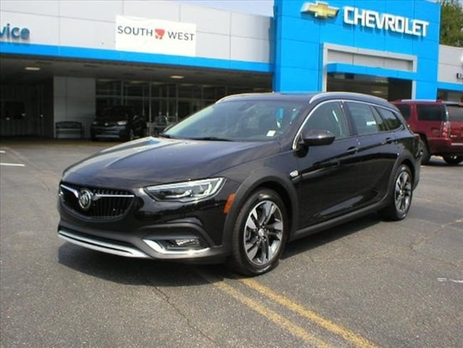 2018 Buick Regal TourX Essence Wagon