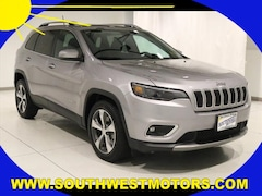 2019 Jeep Cherokee UP SUV