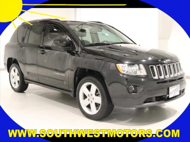 2011 Jeep Compass Limited SUV