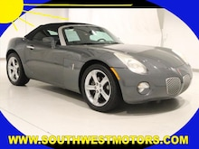 2008 Pontiac Solstice Base Convertible
