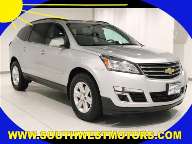 2013 Chevrolet Traverse UP SUV
