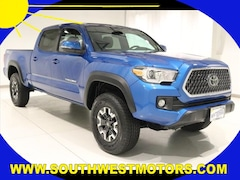2018 Toyota Tacoma TRD Off-Road Truck Double Cab