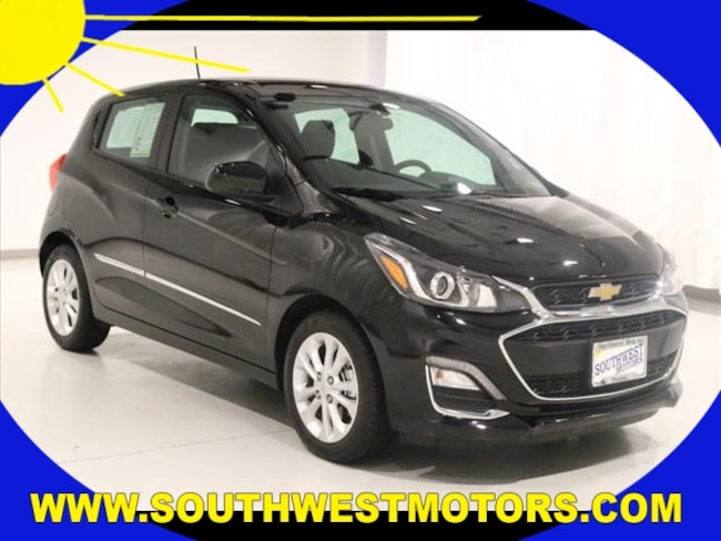 2019 Chevrolet Spark 1LT Manual Hatchback
