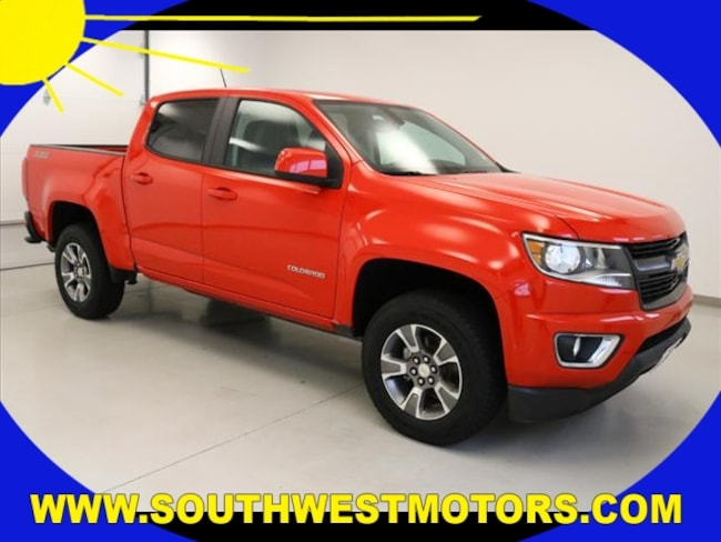Used 2015 Chevrolet Colorado Z71 For Sale Pueblo Co Used Cars