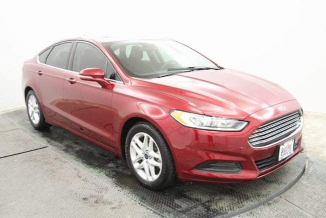 used 2016 Ford Fusion SE Sedan in weatherford tx