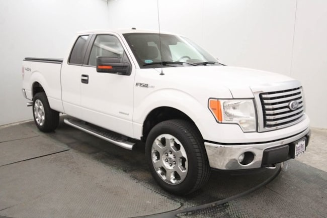 used 2012 Ford F-150 XLT Truck Super Cab in weatherford tx