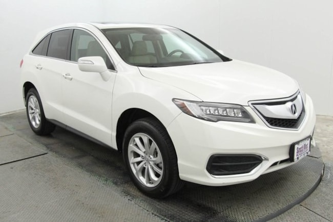 used 2017 Acura RDX Base SUV in weatherford tx