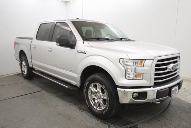 certified used 2015 Ford F-150 XLT Truck SuperCrew Cab in San Antonio