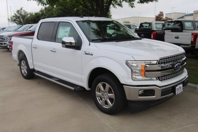 new 2019 Ford F-150 Lariat Truck in weatherford
