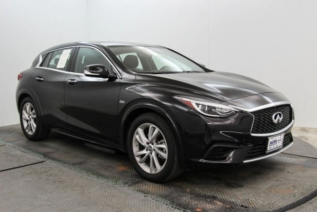 used 2018 INFINITI QX30 Luxury SUV in weatherford tx