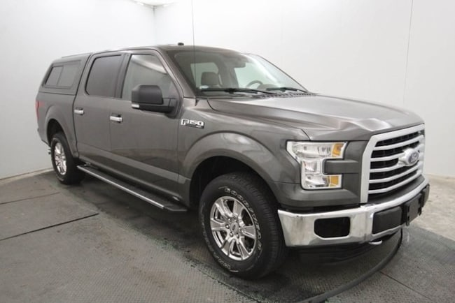 certified used 2016 Ford F-150 XLT Truck SuperCrew Cab in San Antonio