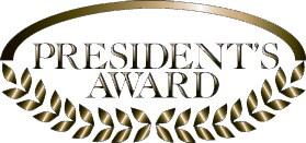 SouthWest Ford:  Ford President's Award