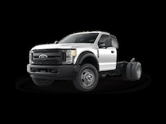 2017 Ford F-450SD XL Cab/Chassis