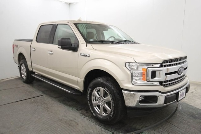 certified used 2018 Ford F-150 XLT Truck SuperCrew Cab in San Antonio