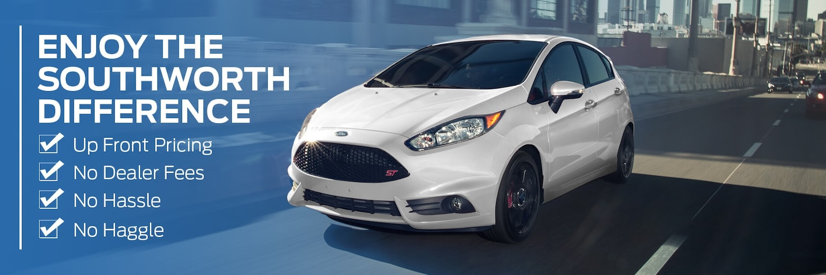 Ford Dealers Indianapolis >> Southworth Ford Ford Dealership In Marion In