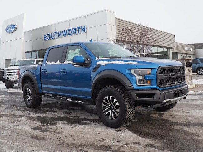 New 2019 Ford F 150 For Sale At Southworth Ford Vin