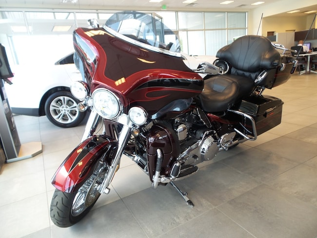 2013 Harley-Davidson Flhtcuse CVO Ult Class EG Not Specified
