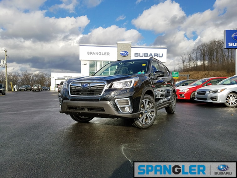 New 2019 Subaru Forester Limited SUV in Johnstown, PA