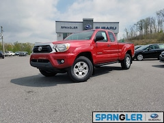 Used 2015 Toyota Tacoma Base Truck for Sale in Johnstown, PA