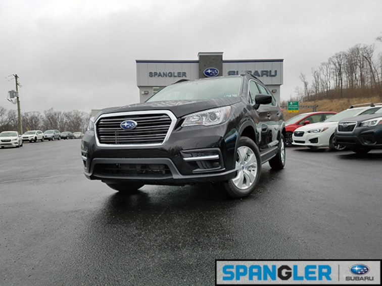 New 2019 Subaru Ascent Standard 8-Passenger SUV For Sale/Lease Johnstown, PA