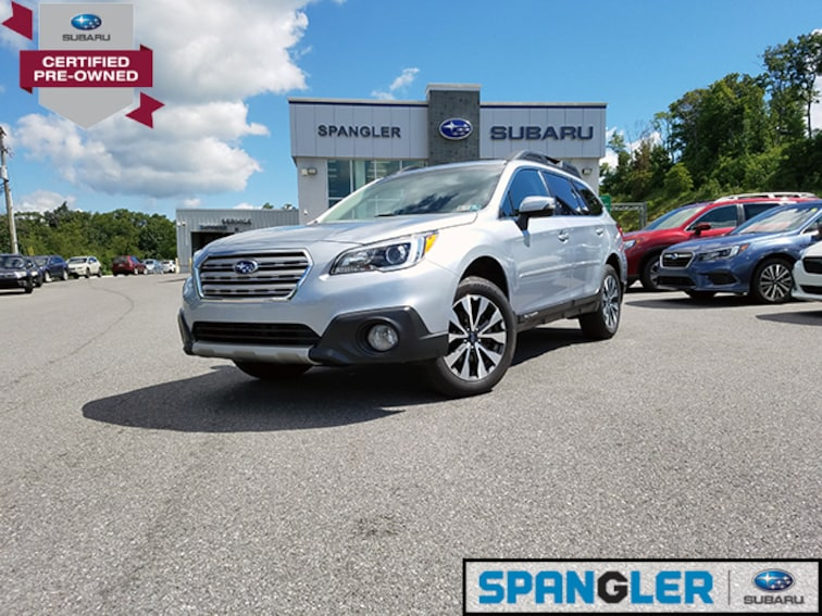 Used 2017 Subaru Outback 2.5i Limited SUV in Johnstown, PA