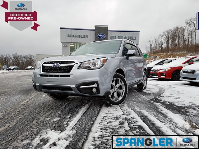 2017 Subaru Forester 2.5i Touring w/Eyesight+Navi SUV