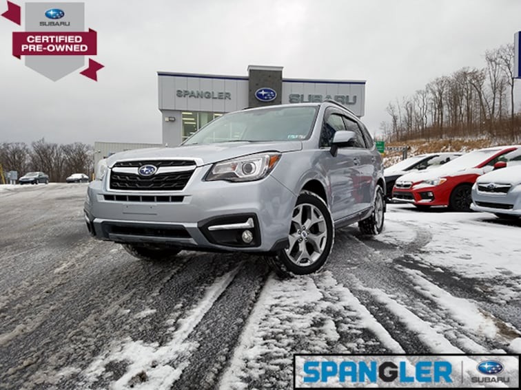 Certified Used 2017 Subaru Forester 2.5i Touring w/Eyesight+Navi SUV in Johnstown, PA