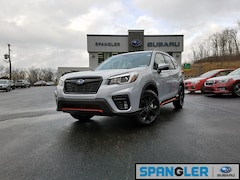 New 2019 Subaru Forester Sport SUV 19362 for Sale in Johnstown, PA