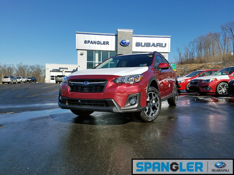 New 2019 Subaru Crosstrek 2.0i Premium SUV For Sale/Lease Johnstown, PA