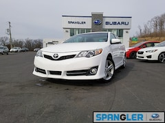 Used 2012 Toyota Camry LE Sedan under $16,000 for Sale in Johnstown